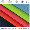 PVC Coated Jacquard 400d Football Fabric for Outdoor Sport Backpack