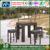 Outdoor Rattan Bar Kd Table Wicker Set (TG-JW66)