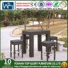 Outdoor Rattan Bar Kd Table Wicker Set (TG-JW66)
