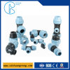 Plastic Hose Connector Fittings for Pipe Systems