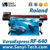 Digital Roland Eco Solvent Printer Roland Versaexpress RF-640, 1.6m, 1440dpi