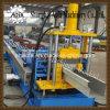 Aluminium Downpipe Water Rain Gutter Roll Forming Machine
