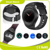 Mtk2502 Androind iPhone Siri Support Heart Rate Monitor 3D Pedometer Smart Watch