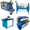 HVAC Air Duct Machine for Tube Make and Pipe Forming