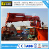 Jib Ship Marine Hydraulic Telescopic Knuckle Boom Crane ABS Approved