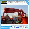 Jib Ship Marine Hydraulic Telescopic Knuckle Boom Crane ABS Approved