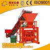 Manual Concrete Brick Making Machine (QT4-35)