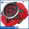 Man Silicone Sport Cheap Watch