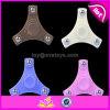Plastic Water Transfer Printing Anti Stress Toy Tri Fidget Spinner W01b072-S
