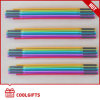 Colorful 1.6m 8 Folds Wooden Folding Ruler for Promotional Gift