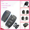 Auto Remote Shell for Audi (3+1) Buttons