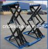 Thin Platform Scissor Car Lift with CE and ISO (DSLS607U)