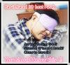 Far Infrared Heating Eye Mask / Fir 3D Energy Eye Angel / Travel Relaxing Eye Mask
