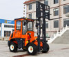 China Small off Road Forklift