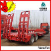 Chinese Heavy Load Low Bed Trailer 80ton