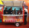 Hot Sale VL-001 Mobile Food Cart with Wheels