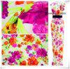 Peach Skin Fabric & Wash Velvet Fabric/ Washing Wool Fabric/Print Dress Farbic (bm-p13)