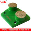 Diamond Grinding Disc with Trapezoid Shape for Concrete Polishing