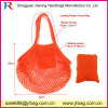 Eco-Friendly Organic 100% Cotton Mesh Bags with Inner Bag