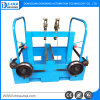 Customized Double Shaft Pay-off Automatic Cable Coiling Machine