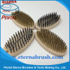 Industrial Brushes Golden&Carbon Steel Material Brush
