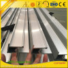 China Aluminum Manufacturer Custom Aluminium Glass Wall Extrusion