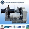 Marine Hydraulic Electric Cable Pulling Winch