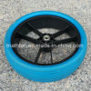 "10X3"" 10 Inch Flat Free PU Foam Wheel & Tire"