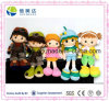 Diffrernt Styles High Quality Plush Girl and Boy Stuffed Doll