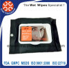 ISO9001 Soft Feminine Makeup Remover Wet Wipes