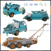 Mountain Slope Protection Robotic Telescopic Arm Shotcrete Machine