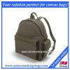 Outdoor Leisure School Laptop Canvas Backpack (SBB-053#)