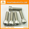 18-8 Screw M6 Socket Head Cap Machine Bolts