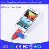 Hot Sale Swivel Plastic Promotion Gift OTG USB Flash Drive
