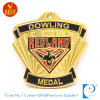Customized Cheap Metal Souvenir Gold Honor Medal