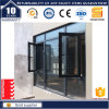 Mobile Louver Double Glazed Aluminum Window with Australian Standard