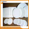 Porous Plastic Fluidizing Sheet for Powder Hoppers