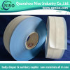 Adhesive PP Side Tape Hook Loop Tape for Adult Diaper Baby Diaper Raw Materials