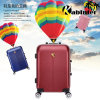 "Fashionable Trolley Luggage Travel Luggage 20"" Scratch Proof Luggage"
