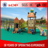 2017 Children Kids Outdoor/Indoor Playground with TUV-GS\Ce\En 1176\SGS\Ohsas18001\ISO9001\ISO14001 Certificate Wooden Series HD16-168A