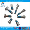 Stainless Steel/Zinc Plated Standard Machine Screw with PTFE
