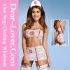 Sexy Medica Cosplay Nurse Costume