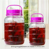 Free Sample Large Size Wine Storage Jar Glass Container Kitchenware Beverage Bottle Wine Bottle