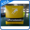 Inflatable Promoting Buoy in Cube Shape for Ocean or Lake Advertising, Floating Marker Buoy, Water Buoy