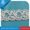 Hot Sale Pure Cotton Tricot Lace Trim for Garment Decoration