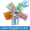 Colorful Transparent Mini Crystal Padlock Packed with Clear Box (YH9248)