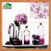 Colored Glass Bottle Glass Vase