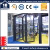 Aluminum Black Frame Bi-Folding Door