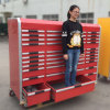 Wholesale Heavy Duty Tool Cabinet with Ball Bearing Slide Rail