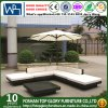New Style Handmade Outdoor Garden Patio Furniture Sitting Room Rattan Corner Sofa (TG-JW35)